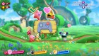 Screenshots maison de Kirby Star Allies  sur Switch