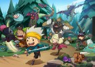Artworks de The Snack World sur Switch