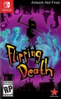 Boîte US de Flipping Death sur Switch