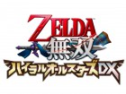 Logo de Hyrule Warriors: Definitive Edition sur Switch