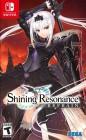 Boîte US de Shining Resonance Refrain sur Switch