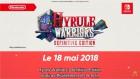 Capture de site web de Hyrule Warriors: Definitive Edition sur Switch