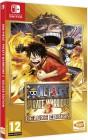 Boîte US de One Piece: Pirate Warriors 3 Deluxe Edition sur Switch