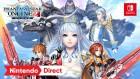 Artworks de Phantasy Star Online 2 Cloud sur Switch