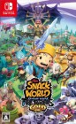 Boîte JAP de The Snack World sur Switch