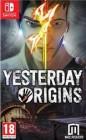 Boîte FR de  Yesterday Origins sur Switch