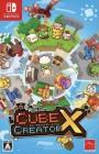 Boîte JAP de Cube Creator X sur Switch