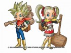 Artworks de Dragon Quest Builders 2 sur Switch