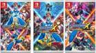 Artworks de Mega Man X Collection sur Switch