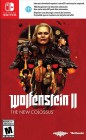 Boîte US de Wolfenstein II: The New Colossus sur Switch