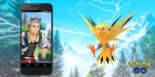 Artworks de Pokémon GO sur Mobile