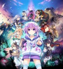 Artworks de Super Neptunia RPG sur Switch