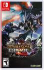 Boîte US de Monster Hunter Generations Ultimate sur Switch