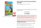 Capture de site web de PixelJunk Monsters 2 sur Switch