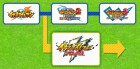 Infographie de Inazuma Eleven Ares sur Switch