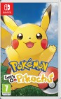 Image Pokémon Let's Go Pikachu/Evoli (Switch)