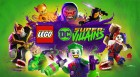 Artworks de LEGO DC Super-Vilains sur Switch