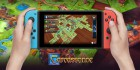 Artworks de Carcassonne sur Switch