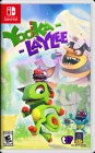 Boîte US de Yooka-Laylee sur Switch