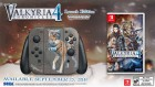 Collector de Valkyria Chronicles 4 sur Switch