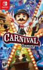 Boîte US de Carnival  : Fête Foraine sur Switch