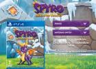 Capture de site web de Spyro: Reignited Trilogy  sur Switch