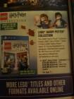 Capture de site web de LEGO Harry Potter Collection sur Switch