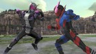 Artworks de Kamen Rider Climax Scramble Zio sur Switch