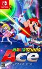Boîte JAP de Mario Tennis Aces sur Switch