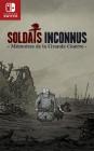 Boîte FR de Soldats Inconnus : Mémoires de la Grande Guerre sur Switch