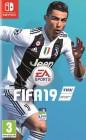 Boîte FR de FIFA 19 sur Switch