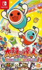 Boîte JAP de Taiko no Tatsujin: Drum 'n' Fun sur Switch