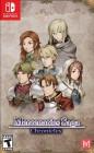 Boîte US de Mercenaries Saga Chronicles sur Switch