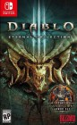 Boîte US de Diablo III : Eternal Collection sur Switch