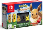 Collector de Pokémon Let's Go Pikachu/Evoli sur Switch