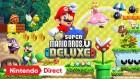Artworks de New Super Mario Bros. U Deluxe sur Switch