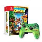 Boîte US de Crash Bandicoot : N.Sane Trilogy sur Switch
