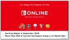 Capture de site web de Nintendo Switch Online