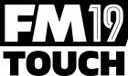 Logo de Football Manager Touch 2019 sur Switch