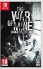 Boîte FR de This War of Mine: Complete Edition sur Switch
