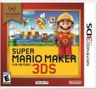 Boîte US de Super Mario Maker for Nintendo 3DS sur 3DS