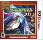 Boîte US de Starfox 64 3D sur 3DS