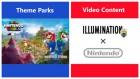 Screenshots de Super Nintendo World