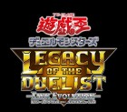 Logo de Yu-Gi-Oh! Duel Monsters Legacy of the Duelist: Link Evolution sur Switch
