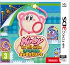 Boîte FR de Kirby : Au fil de la grande aventure sur 3DS