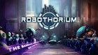 Artworks de Robothorium sur Switch