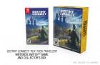 Boîte US de Destiny Connect: Tick-Tock Travelers sur Switch