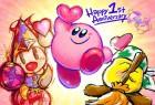 Artworks de Kirby Star Allies  sur Switch