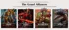 Artworks de Warhammer Age of Sigmar : Champions sur Switch