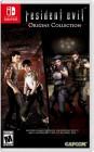 Boîte US de Resident Evil 0 sur Switch